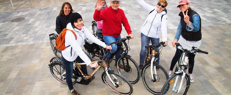 Bicikliközpont